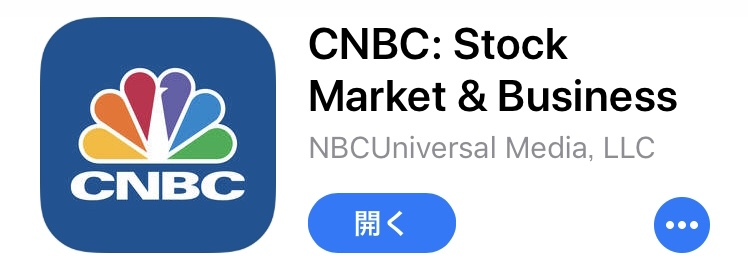 CNBC:Stock Market&businessアプリ